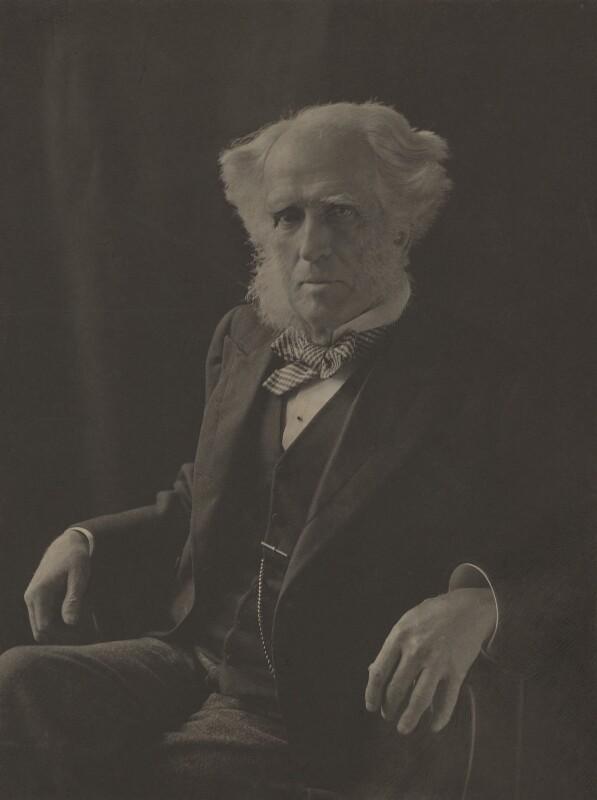 Sir George Barclay Bruce, by Olive Edis, circa 1902 - NPG x4830 - © National Portrait Gallery, London