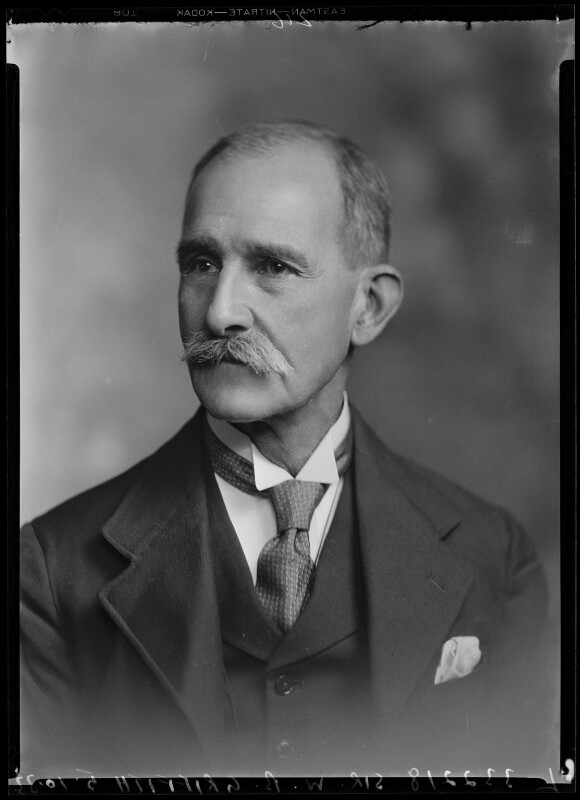 Sir William Brandford Griffith, by Lafayette, 5 October 1933 - NPG x48519 - © National Portrait Gallery, London