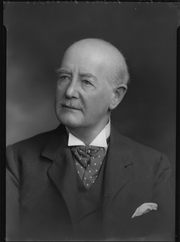 Sir Robert Armstrong-Jones, by Lafayette, 7 December 1933 - NPG x48640 - © National Portrait Gallery, London