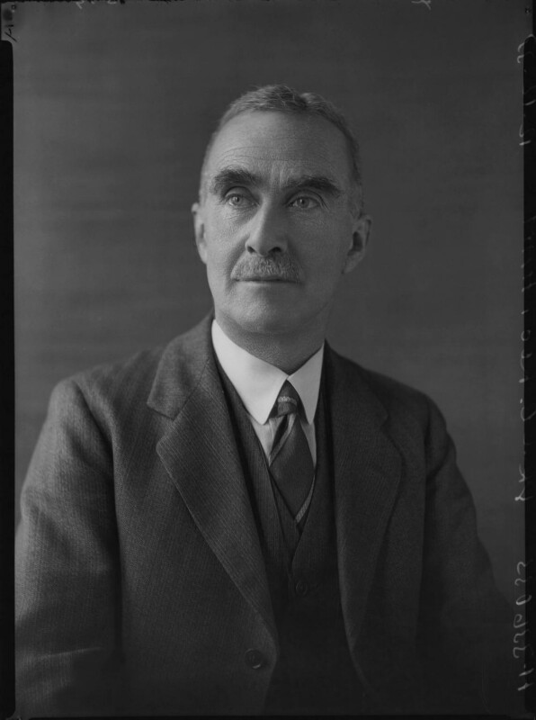 Cyril Bradley Rootham, by Lafayette, 12 December 1933 - NPG x48646 - © National Portrait Gallery, London