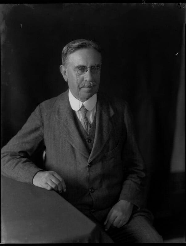 Edgar Johnson Allen, by Lafayette (Lafayette Ltd), 2 September 1926 - NPG x48849 - © National Portrait Gallery, London