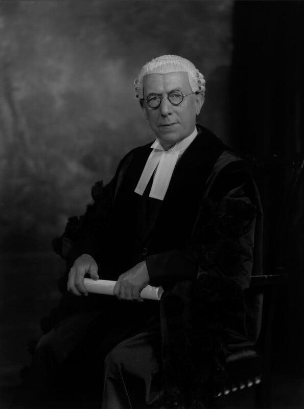Gerald Abrahams, by Lafayette, 21 August 1933 - NPG x49006 - © National Portrait Gallery, London