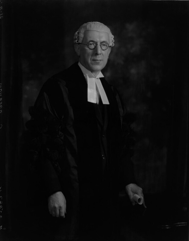 Gerald Abrahams, by Lafayette (Lafayette Ltd), 21 August 1933 - NPG x49007 - © National Portrait Gallery, London