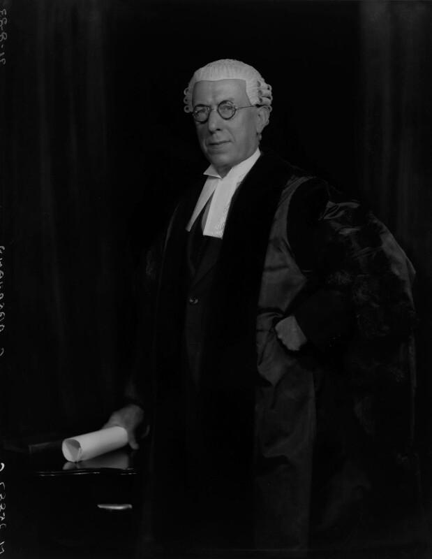 Gerald Abrahams, by Lafayette (Lafayette Ltd), 21 August 1933 - NPG x49008 - © National Portrait Gallery, London