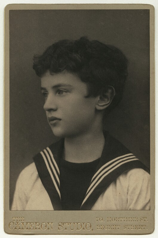 Unknown boy, by Henry Herschel Hay Cameron (later The Cameron Studio), 1890s - NPG x4908 - © National Portrait Gallery, London
