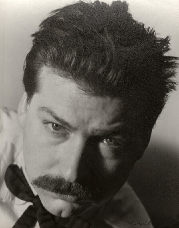 Karel Appel, by Ida Kar, late 1950s - NPG x88564 - © National Portrait Gallery, London