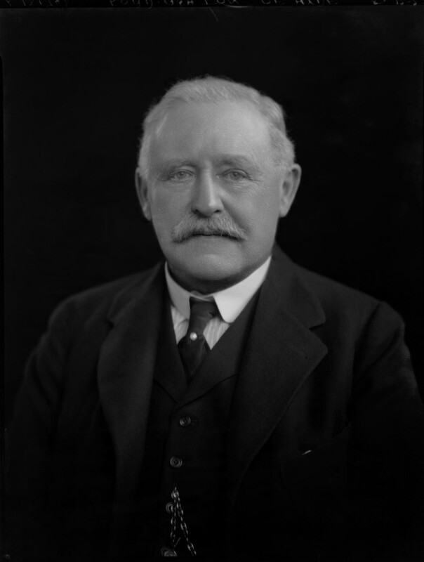 Thomas Gair Ashton, 1st Baron Ashton-of-Hyde, by Lafayette (Lafayette Ltd), 5 December 1927 - NPG x49458 - © National Portrait Gallery, London