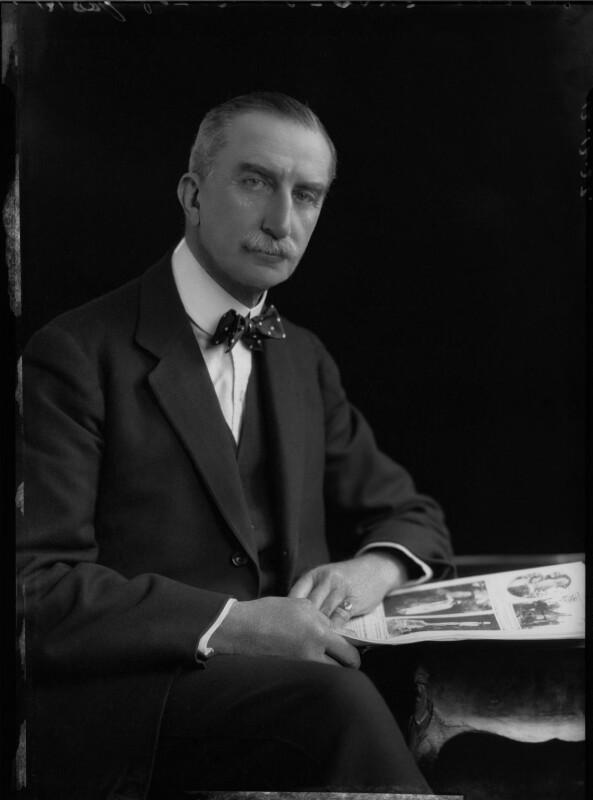 Sir John Adye, by Lafayette (Lafayette Ltd), 12 December 1927 - NPG x49463 - © National Portrait Gallery, London