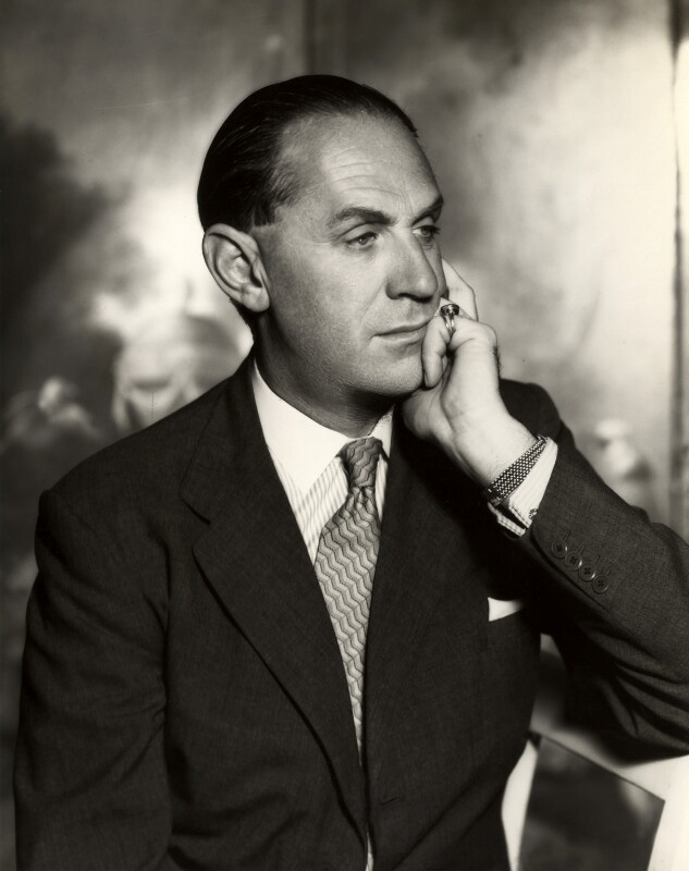 Alan Tindal Lennox-Boyd, 1st Viscount Boyd of Merton, by Vivienne, 1950-1956 - NPG x87905 - © reserved; collection National Portrait Gallery, London