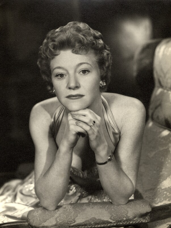 Dora Bryan, by Vivienne, 1950s - NPG x87911 - © reserved; collection National Portrait Gallery, London