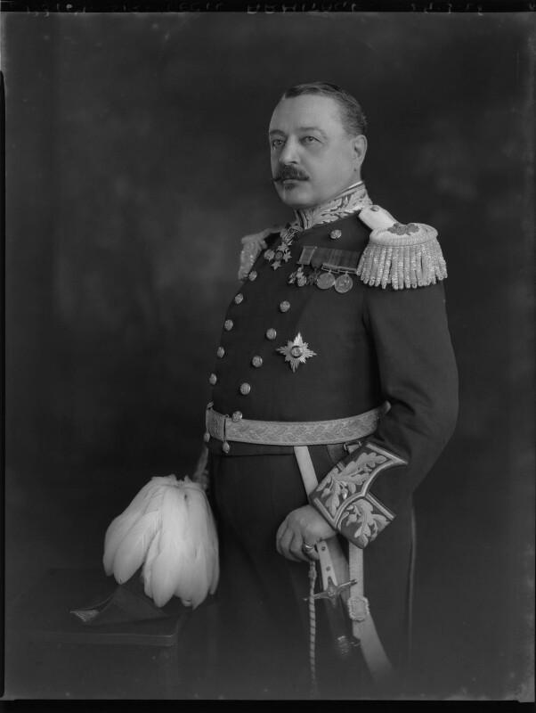 Sir (Stephen) Cecil Armitage, by Lafayette (Lafayette Ltd), 29 March 1928 - NPG x49640 - © National Portrait Gallery, London