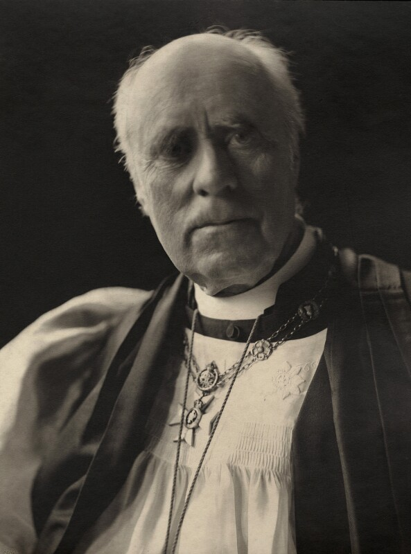 Randall Thomas Davidson, Baron Davidson of Lambeth, by (Mary) Olive Edis (Mrs Galsworthy), 1920s - NPG x5202 - © National Portrait Gallery, London