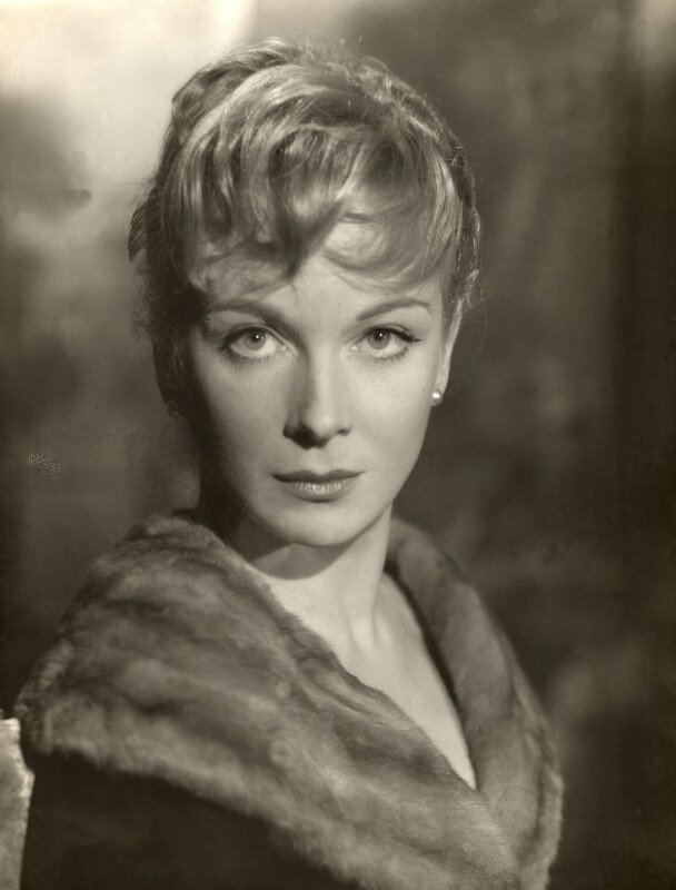Joan Greenwood, by Vivienne, 1950s - NPG x87936 - © reserved; collection National Portrait Gallery, London