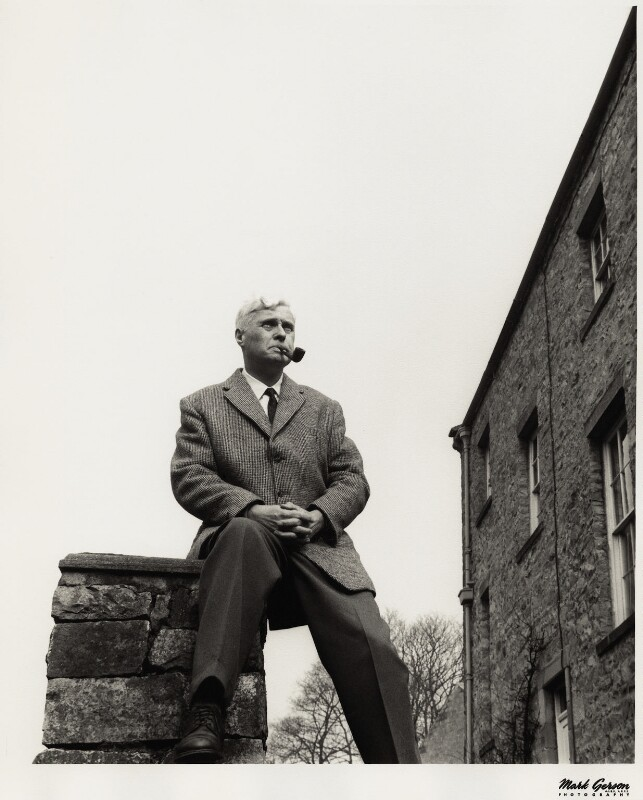 Thomas Armstrong, by Mark Gerson, March 1964 - NPG x537 - © Mark Gerson / National Portrait Gallery, London