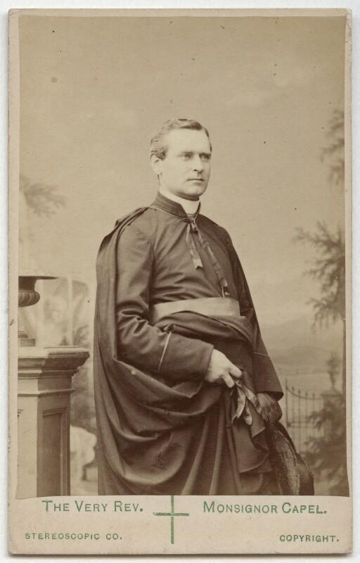 Thomas John Capel, by London Stereoscopic & Photographic Company, 1860s-1870s - NPG x5622 - © National Portrait Gallery, London