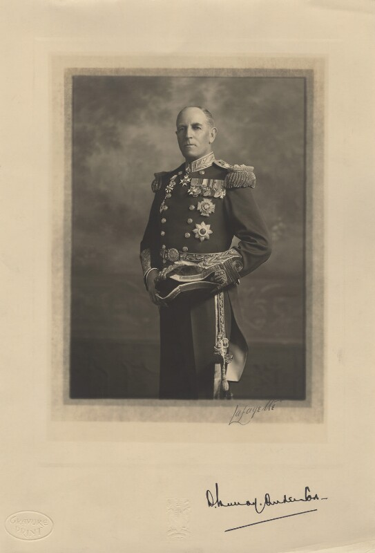 Sir (David) Murray Anderson, by Lafayette, mid 1920s - NPG x57 - © National Portrait Gallery, London