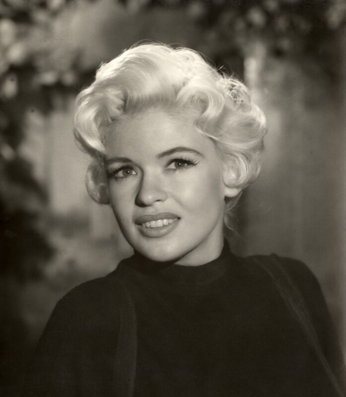Jayne Mansfield, by Vivienne, 1950s - NPG x87962 - © reserved; collection National Portrait Gallery, London