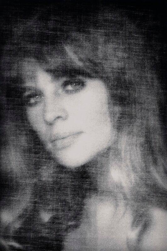 Julie Christie, by David Bailey, 1969 - NPG x6028 - © David Bailey