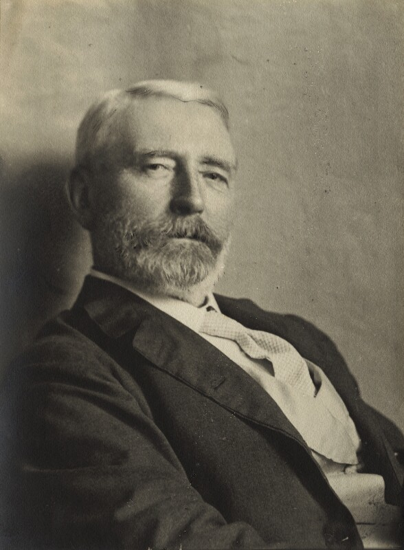 James George Skelton Anderson, by Olive Edis, 1900-1907 - NPG x61 - © National Portrait Gallery, London