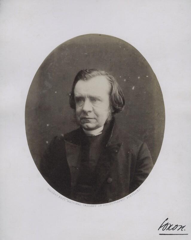 Samuel Wilberforce, by (George) Herbert Watkins, 1857 - NPG x6390 - © National Portrait Gallery, London