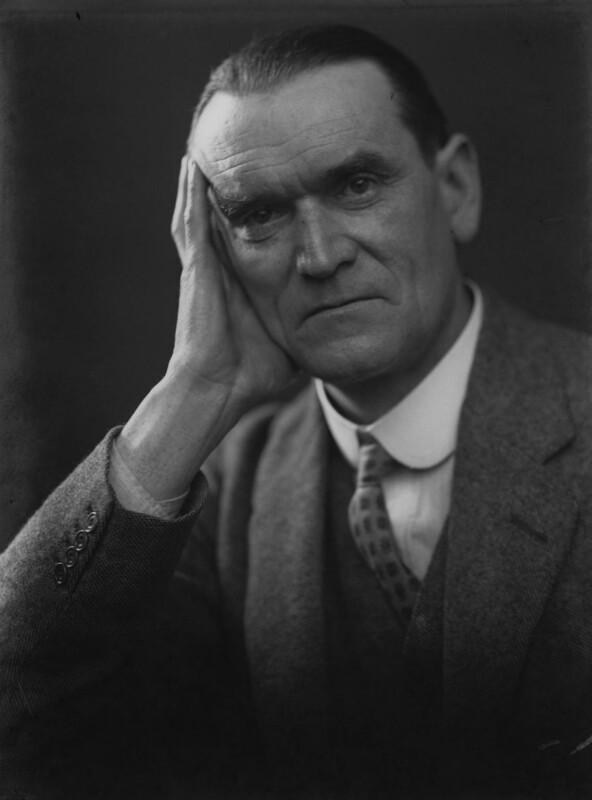 Francis Derwent Wood, by George Charles Beresford, 1922 - NPG x6618 - © National Portrait Gallery, London