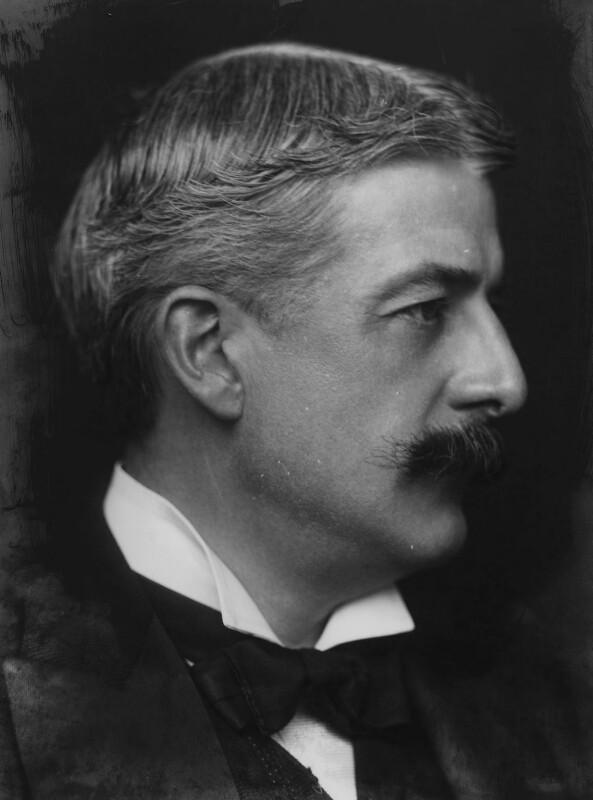 George Wyndham, by George Charles Beresford, 1903 - NPG x6621 - © National Portrait Gallery, London