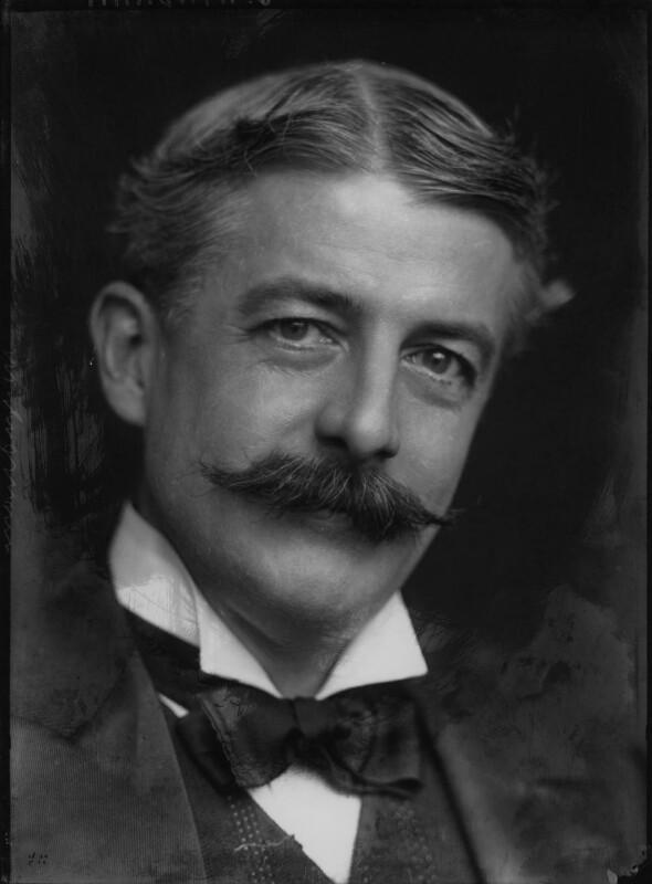 George Wyndham, by George Charles Beresford, 1903 - NPG x6622 - © National Portrait Gallery, London
