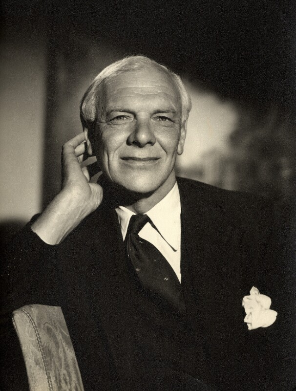 Malcolm Muggeridge, by Vivienne, 1953-1956 - NPG x87998 - © reserved; collection National Portrait Gallery, London