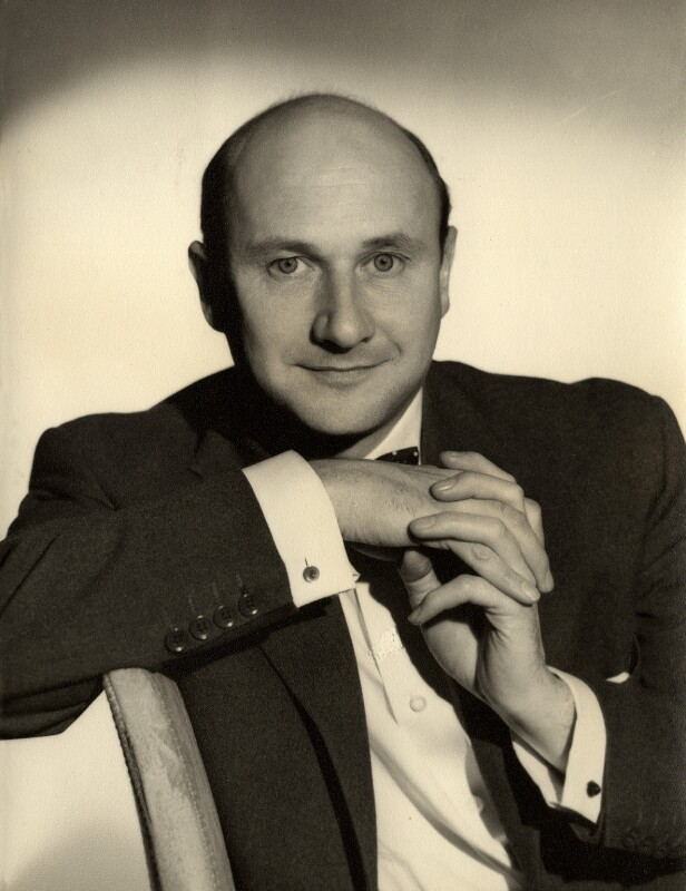 Donald Pleasence, by Vivienne, 1960s - NPG x88011 - © reserved; collection National Portrait Gallery, London