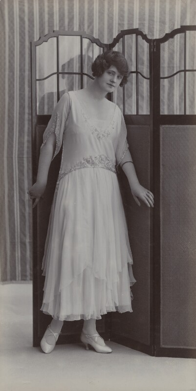 Gertie Millar, by Rita Martin, circa 1912 - NPG x68978 - © National Portrait Gallery, London
