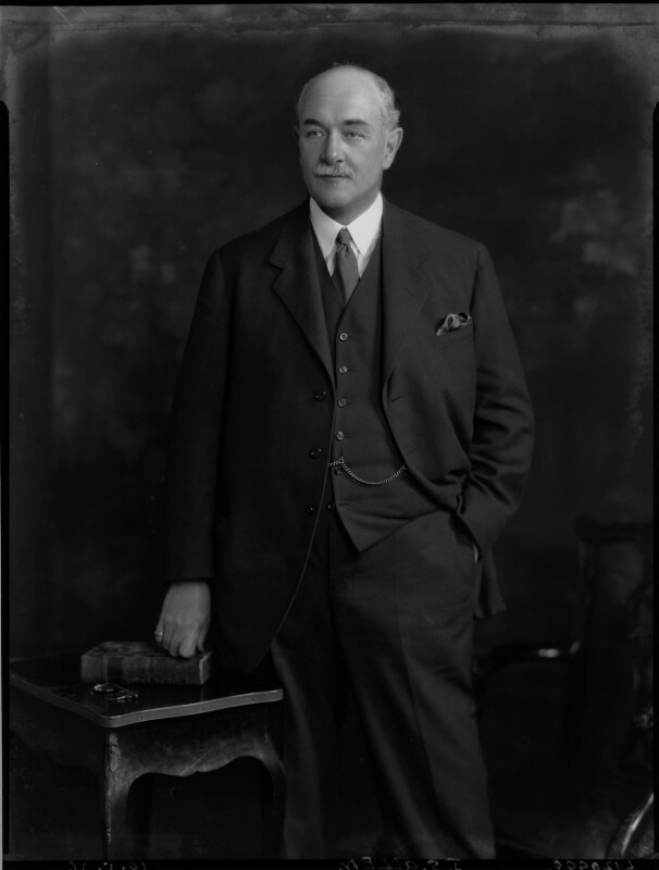 Sir John Sandeman Allen, by Lafayette (Lafayette Ltd), 19 May 1926 - NPG x69016 - © National Portrait Gallery, London