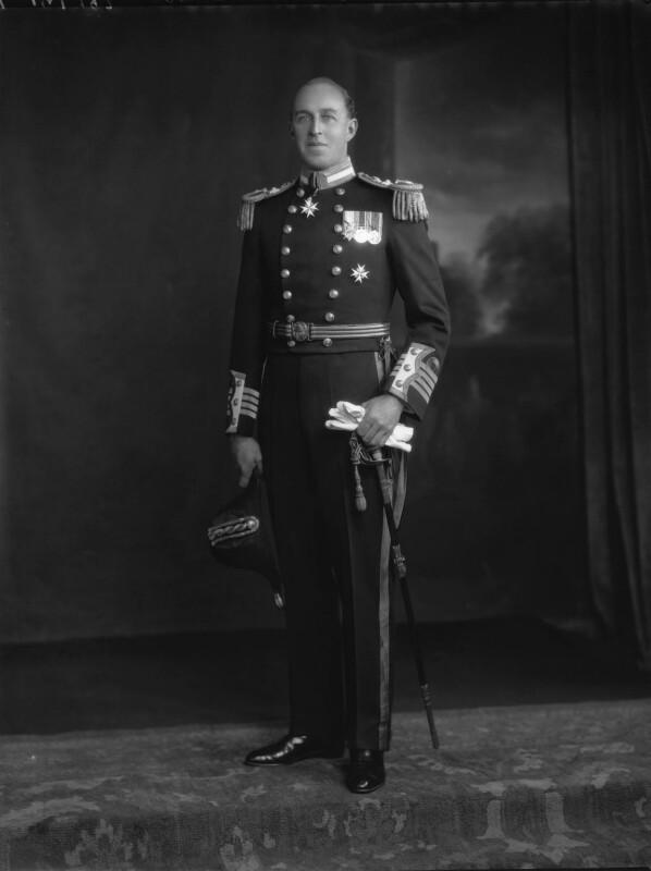 Piers Keane Kekewich, by Lafayette, 15 June 1929 - NPG x69594 - © National Portrait Gallery, London