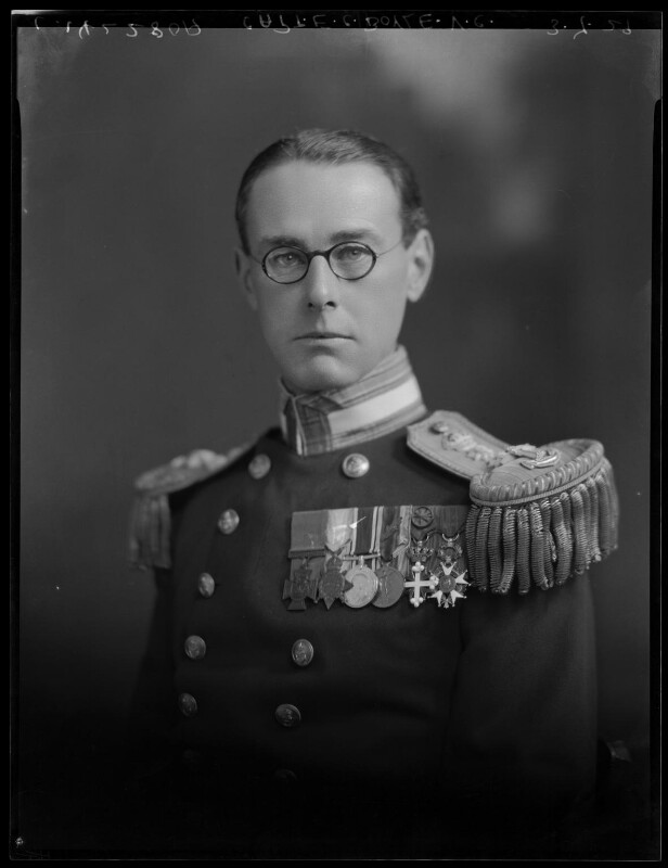 Edward Courtney Boyle, by Lafayette, 3 July 1929 - NPG x69639 - © National Portrait Gallery, London