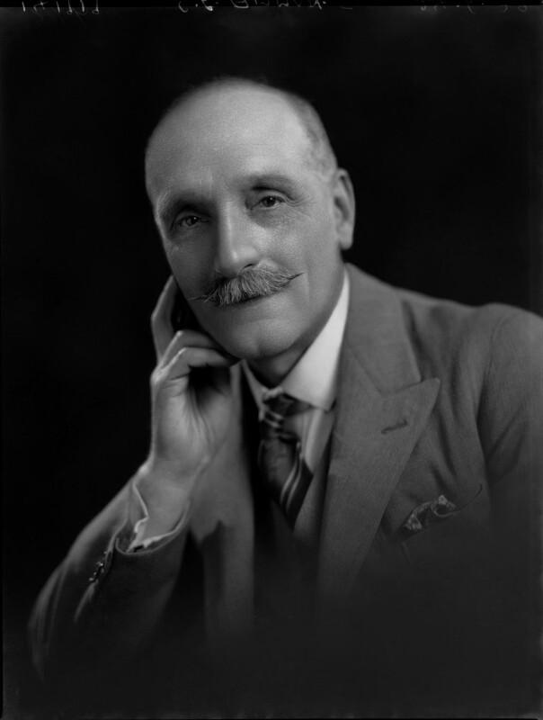 Charles George Ammon, 1st Baron Ammon, by Lafayette (Lafayette Ltd), 24 June 1929 - NPG x69673 - © National Portrait Gallery, London