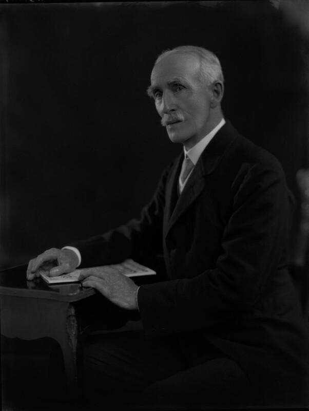 Herbert Edward Stacy Abbott, by Lafayette, 10 August 1929 - NPG x69729 - © National Portrait Gallery, London