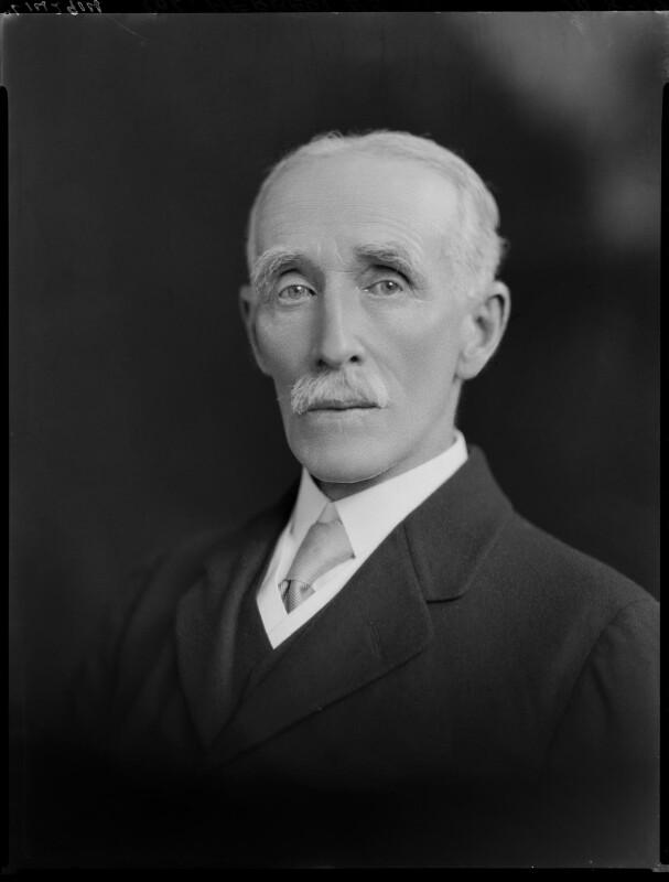 Herbert Edward Stacy Abbott, by Lafayette (Lafayette Ltd), 10 August 1929 - NPG x69732 - © National Portrait Gallery, London