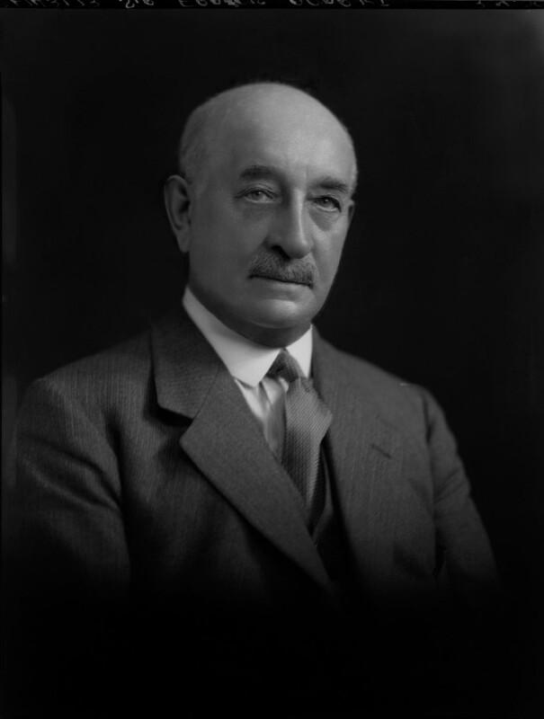 Sir Francis Agar, by Lafayette (Lafayette Ltd), 3 September 1929 - NPG x69754 - © National Portrait Gallery, London