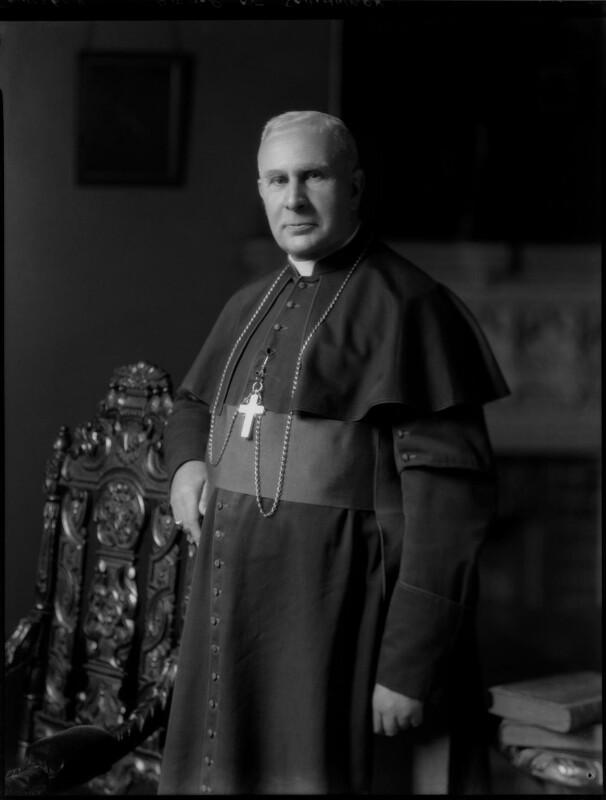 Peter Emanuel Amigo, by Lafayette (Lafayette Ltd), 1 October 1929 - NPG x69814 - © National Portrait Gallery, London
