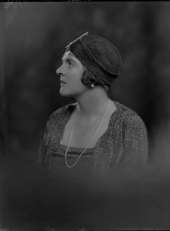 Carte Black Galerie Lafayette.Npg X69990 Lady Dorothy Milner D Oyly Carte Nee Gathorne Hardy