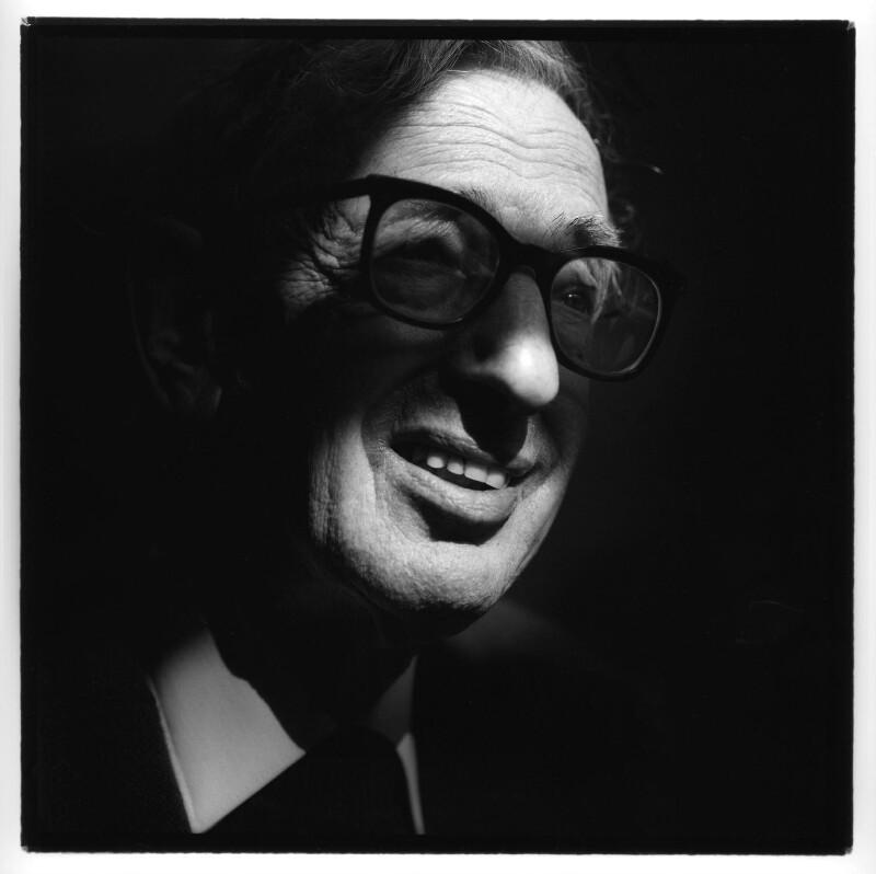 Eric John Ernest Hobsbawm, by Jillian Edelstein, 1989 - NPG x34145 - © Jillian Edelstein / Camera Press