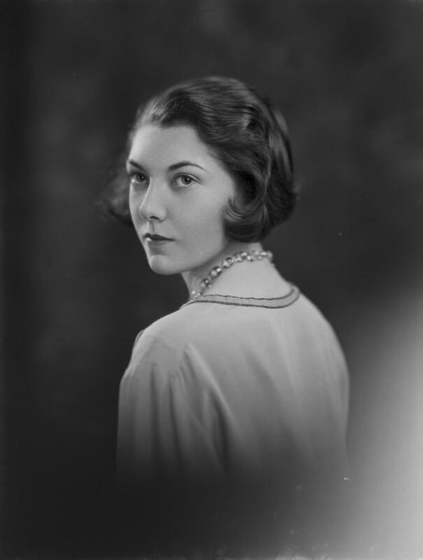 Wanda Holden, by Lafayette, 29 April 1929 - NPG x70053 - © National Portrait Gallery, London