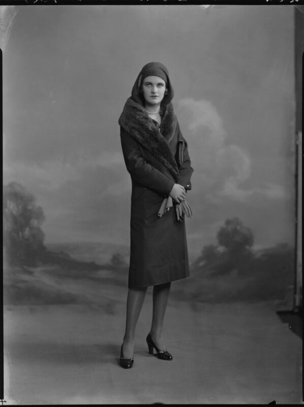 Margaret (Whigham), Duchess of Argyll, by Lafayette, 28 March 1930 - NPG x70254 - © National Portrait Gallery, London