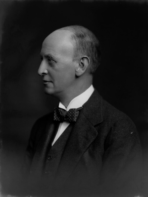 D'Arcy Wentworth Addison, by Lafayette (Lafayette Ltd), 7 April 1930 - NPG x70264 - © National Portrait Gallery, London