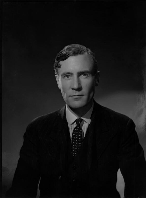 William Morgan Fletcher-Vane, 1st Baron Inglewood, by Bassano Ltd, 14 April 1949 - NPG x71128 - © National Portrait Gallery, London