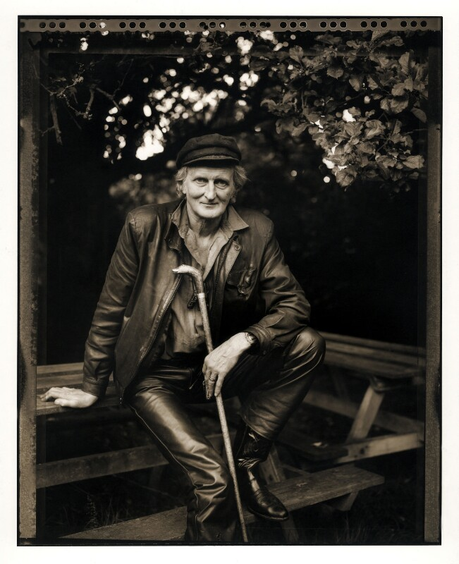 Lord Christopher John Thynne, by Jillian Edelstein, 1992 - NPG x45380 - © Jillian Edelstein / Camera Press