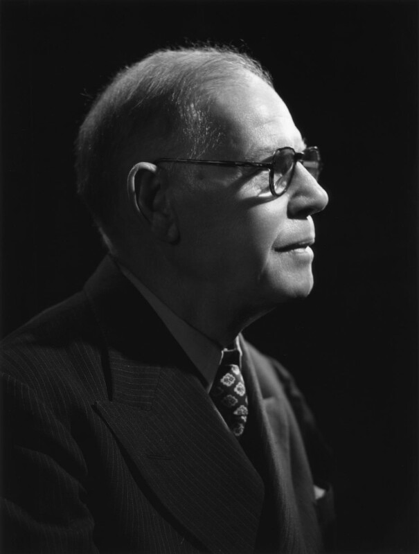Ernest Young, by Bassano Ltd, 24 April 1948 - NPG x71597 - © National Portrait Gallery, London