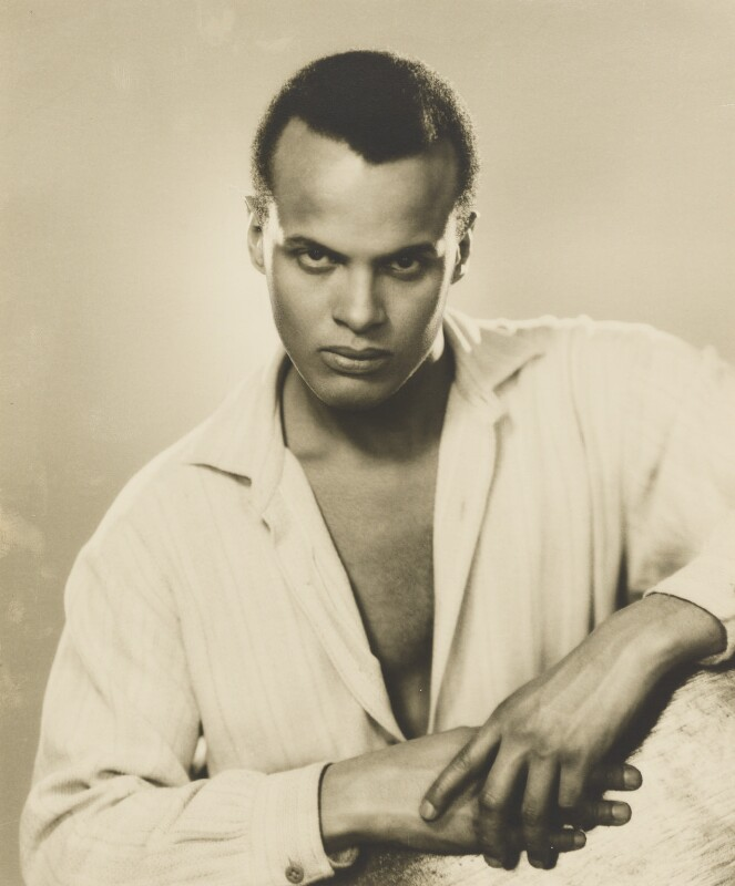 Harry Belafonte, by Dorothy Wilding, 25 February 1954 - NPG x4380 - © National Portrait Gallery, London
