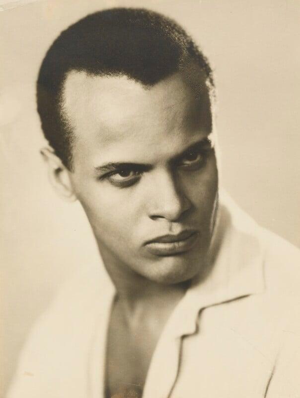 Harry Belafonte, by Dorothy Wilding, 25 February 1954 - NPG x4387 - © National Portrait Gallery, London
