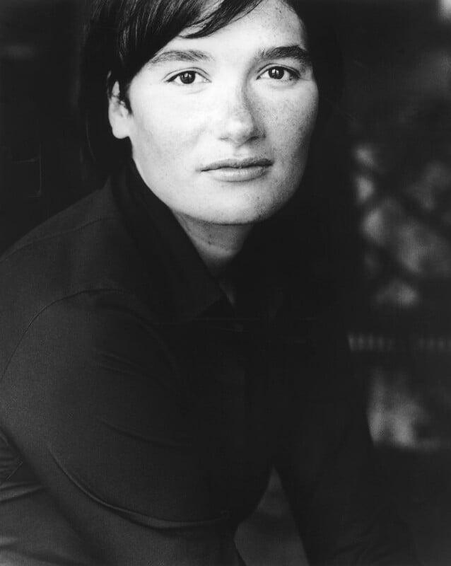 Valerie Edmond, by Donald MacLellan, 2000 - NPG x88595 - © Donald MacLellan
