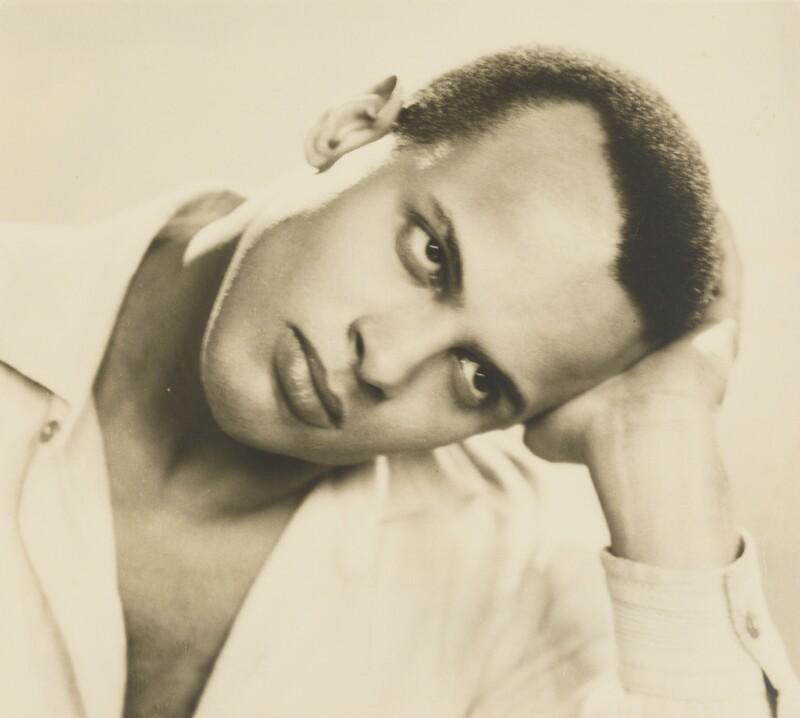 Harry Belafonte, by Dorothy Wilding, 25 February 1954 - NPG x4395 - © National Portrait Gallery, London